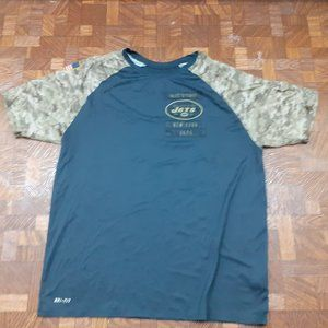 New York Jets NFL Salute To Service Nike XL